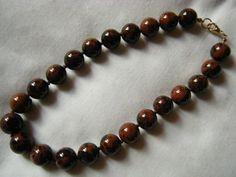 bellissima collana girocollo con pietre dure [ agata ], by crys_e_cri, 30,00€ su misshobby.com