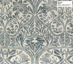 Bluebell by William Morris (fabric)