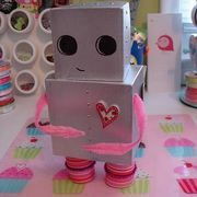 How to Make a Robot Valentine's Day Box | eHow