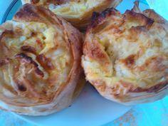 Pužići sa sirom - Bakini domaci i video recepti
