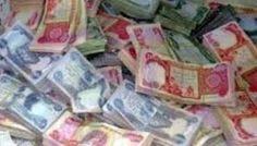 Urgent - IQD 4 billion siezed from gunmen in Anbar - http://www.iraqinews.com/iraq-war/urgent-iqd-billions-sized-from-gunmen-in-anbar/ - Anbar, IQD, Ramadi - Security