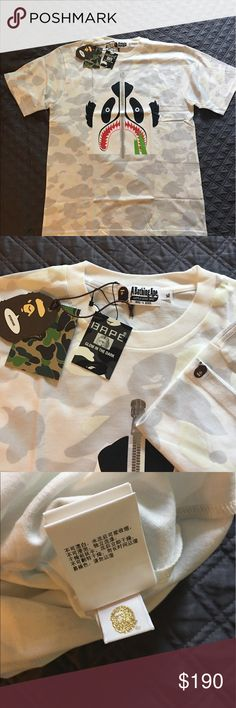 f1fb99b3ece9 Bape Bathing Ape City Camo Panda Tee Imported from authorized dealer in  japan. In hand