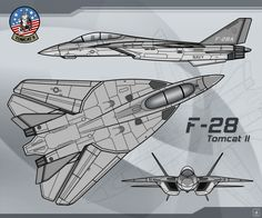 Awesome concept of the next generation tomcat