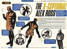 Alex Ross X-Men