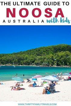 Visit Queensland: Want to know the best Queensland holiday destinations? Click the link for an overview of all the best places to visit in Queensland. Outback Australia, Noosa Australia, Visit Australia, Australia Travel, Western Australia, South Australia, Holiday Destinations, Travel Destinations, Travel Tips