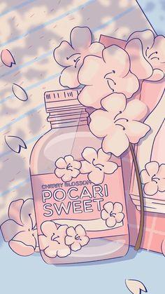 Cute Pastel Wallpaper, Soft Wallpaper, Anime Scenery Wallpaper, Cute Patterns Wallpaper, Cute Anime Wallpaper, Aesthetic Pastel Wallpaper, Cute Cartoon Wallpapers, Cute Wallpaper Backgrounds, Wallpaper Iphone Cute