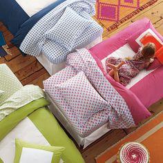 Girls Room Decor & Bedroom Furniture - Color Frame Collection | Serena & Lily