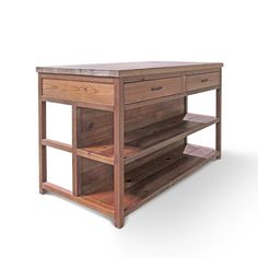 Layla Belle Kitchen Island – Vintage Mill Werks Wooden Furniture HandCrafted in USA. Furniture Care, Solid Wood Furniture, Furniture Design, Furniture Stores, Furniture Cleaning, Furniture Ideas, Luxury Furniture, Reclaimed Furniture, Refinished Furniture