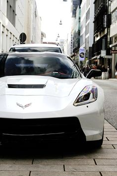 Corvette C7 Stingray