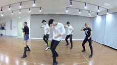 I can still watch this over and over again, and I don't know why. | TAEMIN 태민_'괴도 (Danger)' Dance Practice ver.