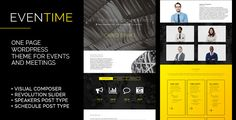 [GET] Eventime - Conference Event & Meeting WordPress Theme (Events) - NULLED - http://wpthemenulled.com/get-eventime-conference-event-meeting-wordpress-theme-events-nulled/