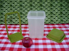 Vintage 1970s Tupperware Pickle Keeper Fridge by EclecticGals, $12.99