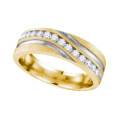 I-J colorWidest point width: mm inches ) - Width of shank: 3 mm --- grams (approx.)Gift box Yellow Gold Mens Round Diamond Wedding Anniversary B Anniversary Bands, Wedding Anniversary, Diamond Wedding Bands, Wedding Rings, Promise Rings, Band Rings, Round Diamonds, Rose Gold, Engagement Rings
