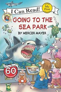 Going to the Sea Park My First I Can Read