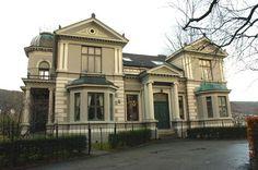 Knut Fægris hus (villa for Joachim E. Lehmkuhl), Villaveien 9, 5007 Bergen, Norway