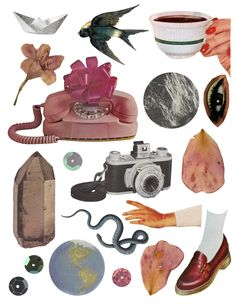 Assembly required. Collage kit!