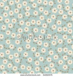 Find Seamless Floral Pattern Flowers Texture Daisy stock images in HD and millions of other royalty-free stock photos, illustrations and vectors in the Shutterstock collection. Pattern Images, Vector Pattern, Surface Pattern, Surface Design, Flower Texture, Vinyl Backdrops, Vector Design, Flower Prints, Textured Background