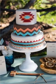 Earthy Tribe - Stunning Cakes That Definitely Did Not Come From A Box - Photos
