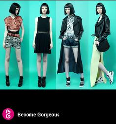 Become Gorgeous