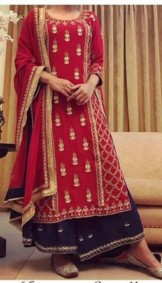 41 Best garara suit images in 2019 | Indian clothes, Indian dresses