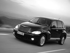 My mom always wanted a Black Chrysler PT Cruiser. It was her DREAM CAR for as long as I can remember. When I'm able to afford a car, I'm going to try and get this in honor of her.
