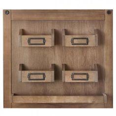 Soren Wall Shelf Panel - Hanging Wall Shelves - Wall Hooks - Wall Organizer System   HomeDecorators.com