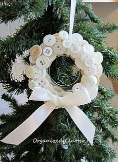 DIY Christmas Ornaments :: Dria @ Dio's clipboard on Hometalk