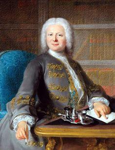 Marianne Loir, nacida en Francia, 1715-1769