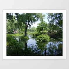Beautiful Retreat Outside The City Art Print by imagenthat - $20.80  Free Shipping on Society 6! http://society6.com/imagenthat?promo=191f33