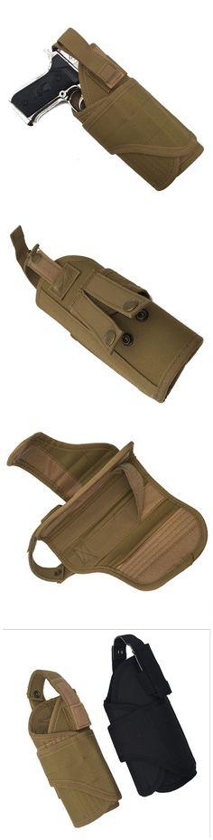 Handgun Holster – Adjustable Horizontal Handgun Holster