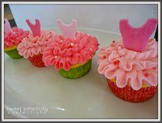 ballerina cupcakes ideas   Melmackin ballerina-party cachedtutu ballerina cake