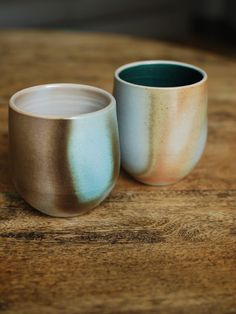 Woodfired cups. Photo: Lisa Tilse. We Are Scout | HUNTING. GATHERING. MAKING. THE GOOD STUFF.