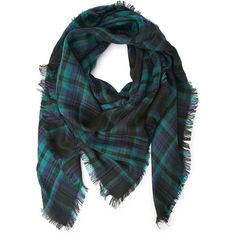 Forever 21 Frayed Plaid Scarf ($13) ❤ liked on Polyvore featuring accessories, scarves, forever 21 scarves, plaid shawl, tartan scarves, tartan shawl and woven scarves