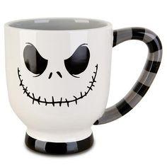nightmare before christmas mug :]