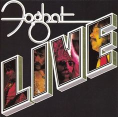 Foghat Information. Fun music facts, trivia, jokes, lyrics stuff about Foghat on amiright. 70s Music, Rock Music, Live Cd, Live Music, Rock Album Covers, Lp Cover, Cover Art, Great Albums, Vintage Rock
