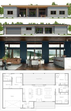 Shipping container House desing
