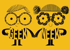 GEEK & NEEK  by Farnell