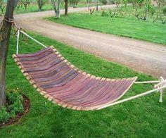 Image result for wooden barrel swing