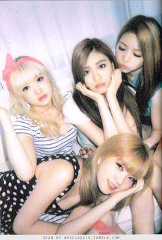 AFTER SCHOOL Japanese Single 'Heaven' Photosbook Scans