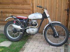 bsa motorcycles | BSA B40 pre-65 Trials | eBay