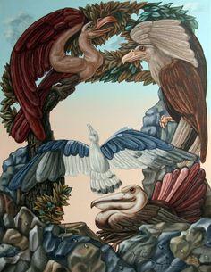Optical Illusions Drawings, Optical Illusion Paintings, Illusion Drawings, Art Optical, Illusion Art, Hidden Images, Hidden Pictures, Illusion Pictures, Fantasy Illustration