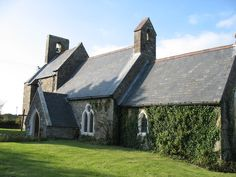 :: All Saints Church, Walton West, near to Walton West, Pembrokeshire/Sir Benfro, Great Britain by David Purchase Place Of Worship, All Saints, Great Britain, House Styles, Places, Life, All Saints Day, Lugares