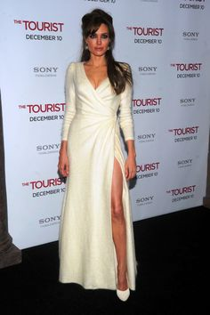 Party dress - Style -  Angeline Jolie