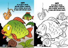 Výsledek obrázku pro u rybníka Comics, Animals, Animales, Animaux, Animal, Cartoons, Animais, Comic, Comics And Cartoons