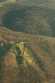 SkyTruth: The West Virginia Hills: Flyover of Wetzel County Gas Drilling (Part I)