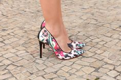 Shoes: Carmen Steffens