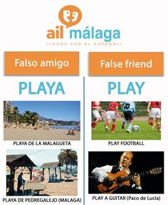 As much as we like both, we better be careful with these two! #FalseFriends #play #beach