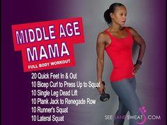 Middle Age Mama - YouTube