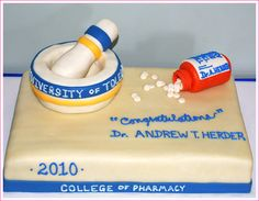 pharmacist+graduation+cake+ideas | Recent Photos The Commons Getty Collection Galleries World Map App ...