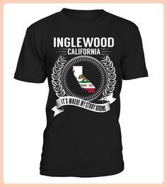 Inglewood California My Story Begins (*Partner Link)
